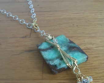 Perfect Power- Necklace