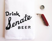 Beer Bar Mop Gift for Men Him Kitchen Dish Towel Rustic Groomsmen Housewarming Fathers Day Gift Under 20 Wholesale