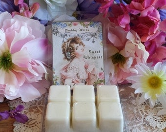 Sweet Whispers Soy Tarts, Wax Melts, Soy Melts