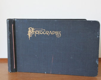 Vintage Photo Album, Almost Antique
