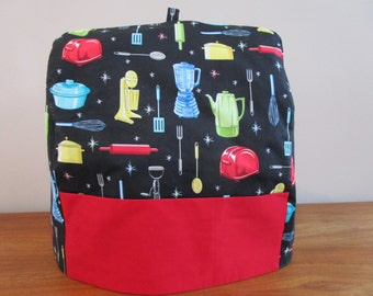 Kitchenaid Mixer Cover Pattern Easy Sewing Pattern For