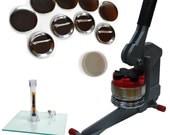 2.25 Inch Button Maker Machine - Economy Starter Kit