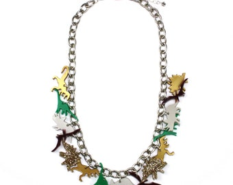 You're Dino-Mite Necklace