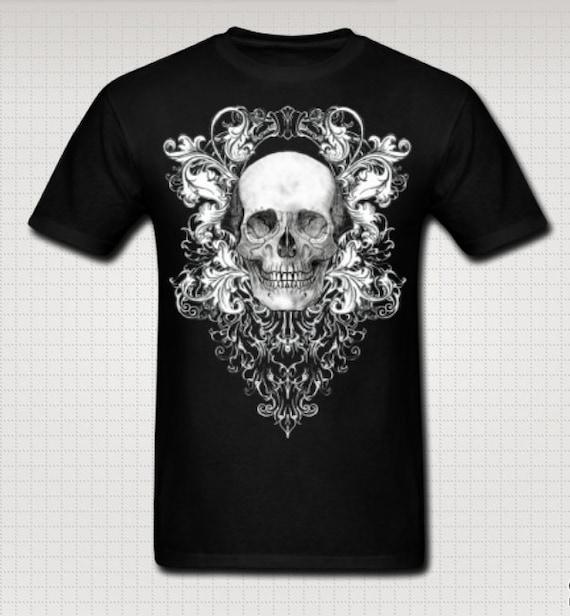 Baroque Skull T