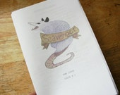 Scavenger Zine - Downloadable, Printable