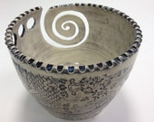Yarn Bowl - The Desire To Create Is One Of The Deepest Yearnings Of The Human Soul
