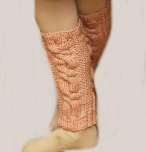 Knitting Patterns Leg Warmers Ballet : KNITTING PATTERN Child Dance Leg Warmers pdf knitting pattern