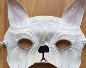 Rocky the French Bulldog Mask