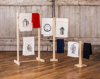 Single Tree Wood Display