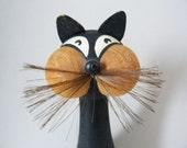 Vintage Laurids Lonborg cat