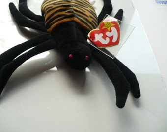Spider Stuffed Animal, Insect Gift, Gift for Boys