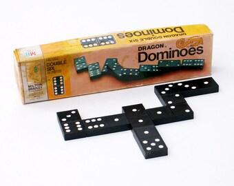 Dragon Double Six Dominoes