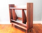 Mid Century Danish Modern Bookcase