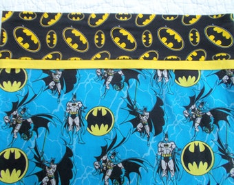 Full Size Batman Pillow Case