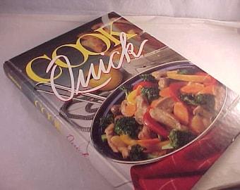 1986 Cook Quick Cook Book
