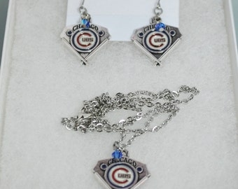 "Shop ""chicago cubs jewelry"" in Necklaces"