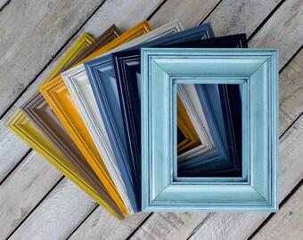 Biltmore Picture Frame, Handmade Frame, 8x10 Picture Frame, Wedding Frame, Hand Painted Frame, Nursery Frame, 16x20 Frame, 5x7 Frame