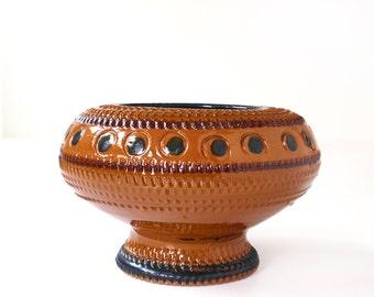 Vintage Italian Art Pottery Raymor Style