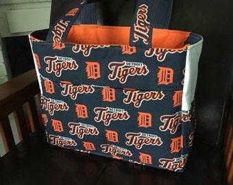 Detroit Tigers MLB Diaper Bag