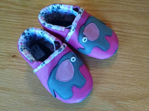 baby girls elephant shoes size 4 6 12 months by