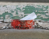 Bracelet by FortuneKeeper -NYC Graffiti- Adjustable Bracelet Holds All That Inspires You