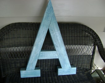 Letter A Capital