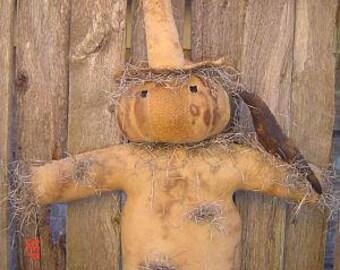 Olde Prim Scarecrow
