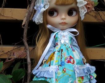 La-Princesa Lolita Outfit for Blythe (No.Blythe-319)