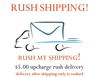 Priority Delivery Rush Delivery