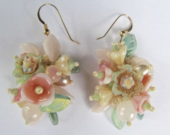 Garden Style Earring Kit in Spring Colors