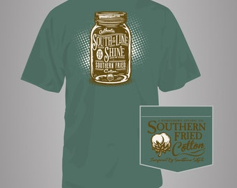 Southern Fried Cotton SOL Shine Comfort Colors Tee
