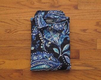 Ralph Lauren paisley linen shirt