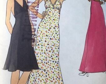 Vogue 8578 Summer Dress