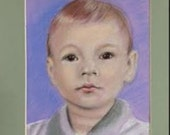Custom Pastel Portrait From Your Photos