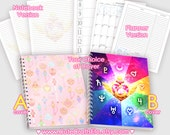 Moon Princess 2016 Planner or Notebook