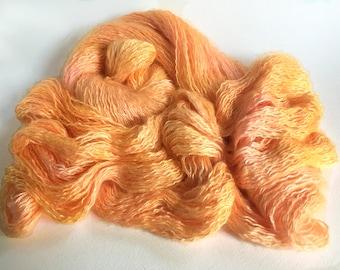Changeling Silk Kid Mohair Yarn. New Morning.