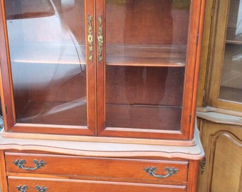 Small French hutch (Finish TBD)