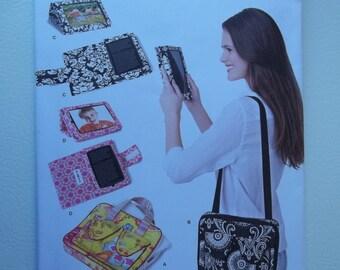 Simplicity #1630, E Reader Carry Case Pattern, E Reader Cover Pattern, Sewing pattern, Tablet Carry Case Pattern, Kindle Cover Pattern