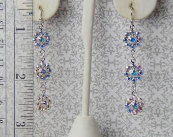 Perfect Swarovski Wedding Earrings!!!!!!!!!