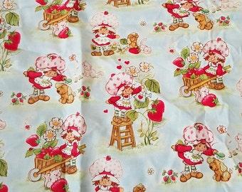 Strawberry Shortcake Fabric
