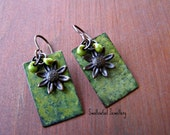 Spring Daisies Earrings