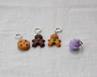Stitchmarkers - Biscuit Time 2 - Stitch Markers
