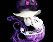 Twilight Jellyfish pendant