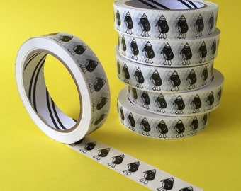 Penguin sticky tape