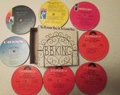 BLUES coasters and B.B.KING box