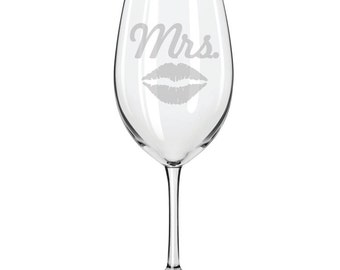 Oversized White Wine Glass-18 oz.-7663 MRS LIPS