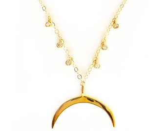Moon Shine Necklace