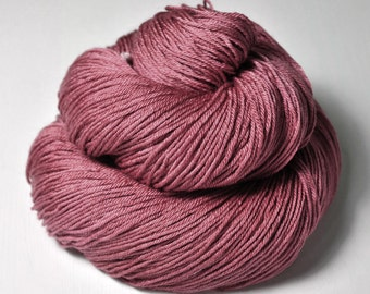Old puppet - Merino/Silk Fingering Yarn Superwash
