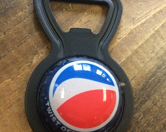 Pepsi upcycled openers, handmade, recycled, custom