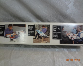 Flynn Multi-Frame Kit for Machine Quilting, Hand Quilting